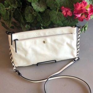 New Elliot Lucca Leather Crossbody handbag 👜
